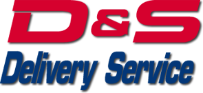 D&S Delivery Service Logo